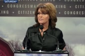 Conservatives separate themselves from Palin
