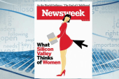 Is this 'Newsweek' cover sexist?