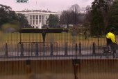 White House no-drone zone probed