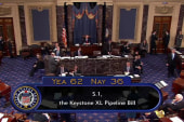 Obama whets veto pen on Keystone passage