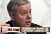 Lindsey Graham could be in for 2016