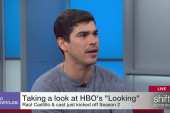 A look at HBO's 'Looking' with Raúl Castillo