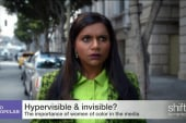 Mindy Kaling talks visibility in the media