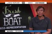 Backlash over 'Fresh off the Boat' tweet