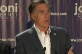 Mitt's out for 2016