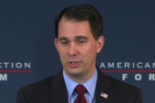 Scott Walker has his moment