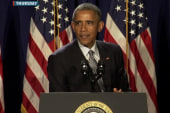 President Obama faces big fiscal fight