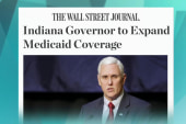 How expanding Medicaid looks for a GOP gov