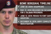 Bergdahl may be charged with desertion
