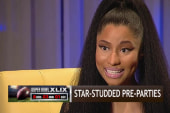 Nicki Minaj talks Super Bowl