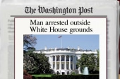 Another security issue at the White House