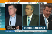 GOP regroups after Romney closes door on 2016