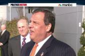 Gov. Christie's vaccine controversy