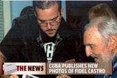 Cuba publishes new images of Fidel Castro