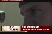 'Sniper' now the top-grossing war film
