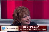 Behar: GOP 'Neanderthal' thinking will...