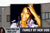 Bobbi Kristina 'fighting for her life'
