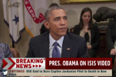 Obama: New ISIS video horrific, barbaric