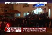 Ramifications of executions in Jordan