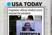 Suicide or murder in Argentinian death?