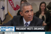 Obama to meet with DREAMers at White House