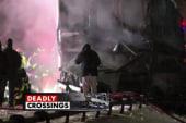 NTSB investigates deadly train crash