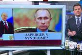 Vladimir Putin has Asperger's: study