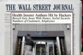 Security breach at major insurance company