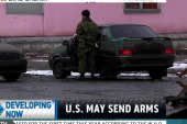 Would US aid give Ukraine the upper hand?