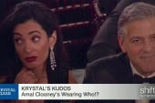 Amal Clooney Gives the Perfect Answer to a...