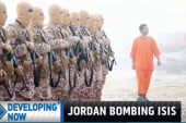 How will Jordan respond to ISIS' threats?