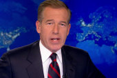 Brian Williams apologizes for Iraq story