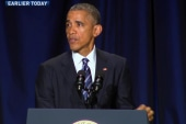 Obama preaches powerful message of tolerance