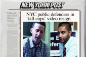 Attorneys in anti-police rap video resign