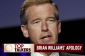 Brian Williams apologizes, recants story