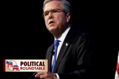 Is Jeb Bush in the lead for 2016?