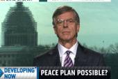 Ukraine peace plan seeks Putin's cooperation