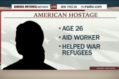 Report: ISIS claims American hostage death