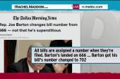 Oil legislation renamed after 666 designation