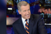 Brian Williams temporarily stepping away