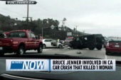 Bruce Jenner involved in car crash