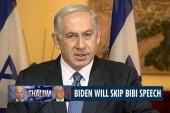 RSVP list for Netanyahu's speech gets shorter