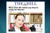 Celebs ready for Warren for 2016