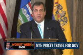Bad news piles up for Chris Christie