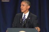 Obama's 'crusades' comment sparks firestorm