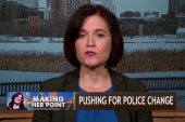 Mayor pushes for better community policing