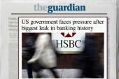 HSBC bank helped clients avoid taxes