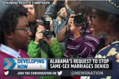 Alabama says 'yes' to same-sex marriages