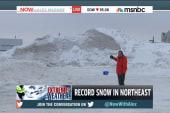A look inside Boston's snow farms