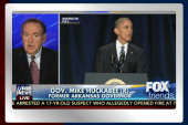 Huckabee: Obama against Christians and Jews